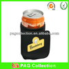 2014 hot selling vecro wine bottle cooler can cooler stubby holder
