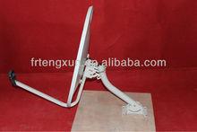ku band 35/45/55/60/75/80/90/95/120cm satellite dish antenna offset antenna