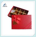 Montagne, carton, nouveaux produits imprimés élégant boîte de papier cadeau ruban
