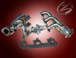 Exhaust header for Mustang 4.0L V6 2005-2010