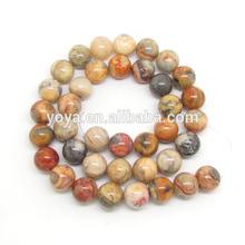 AB0337 Wholesale crazy lace agate beads,semi precious stone beads,jewelry gem beads