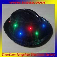 amazing led glow in the dark hat