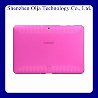 smart cover silicone case for samsung galaxy tab 2 tablet 2 10.1 stand