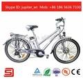 24 pulgadasluz peso eléctrica bici de la ciudad para la venta( jse46s)