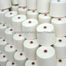 100% cotton carded yarn