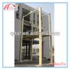 car mechanical equipment Four post vertical conveyor lift
