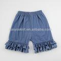 Crianças de alta qualidade denim shorts meninas
