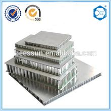 heat and sound insulation aluminum honeycomb panel