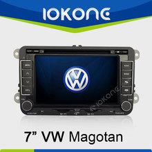 "factory 7"" HD Touch screen 2 din 2005-2010 vw golf 6 car radio with gps, TMC, camera, mic, dvb-t"