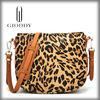 New style ladies colorful shoulder bags with long handles