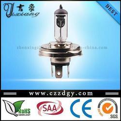 Top popular halogen bulb H4 12v 55w p43t h4 12v 100/90w halogen bulb 12v 35/35w motorcycle halogen bulb h4 halogen bulbs