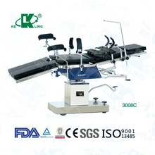 3001C Surgical electric table Surgical Medical Equipments surgical operation table (universal model)