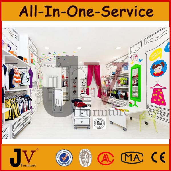 Decoracion Tienda De Ropa Ni?os ~   ropa tienda muebles display para los ni?os tienda de ropa decoraci?n