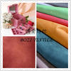 self-adhesive suede fabirc for decoration