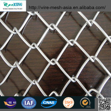 China anping high quality galvanized and pvc coated chain link fence/diamond wire mesh for fence and mine(coal lane)and gate&ISO