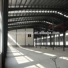 prefabricated steel fabrication workshop layout