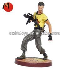 male statues/figurine plastic/anime character