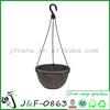 Wholesale plastic garden hanging pot