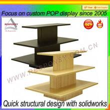 Hign End Design Wooden Display Furniture for Retail Optical Store Design
