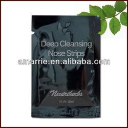 Natural Peel Off Bamboo Charcoal Face Blackhead Treatment Mask
