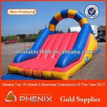 Big spongebob inflatable water slides for sale