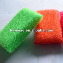 Household Kitchen Plastic Sponge