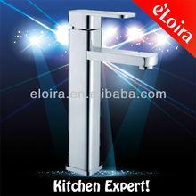 Top sanitary ware basin mixer