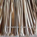 Extrusão aparência Natural Eco friendly barato thatch sintético material