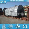 Xf-10 de alta qualidade usado Q245R reciclagem de aço da caldeira pneu de carro