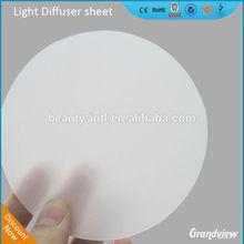 illuminated slim ceiling acrylic light diffuser sheet