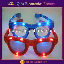 2015 led flashing halloween eye glasses