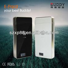 New Mini rechargeable e-cigarette E-pard electronic cigarette smart pack Automatic charging system