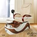 Venta caliente duradera nai salon spa masaje silla de pedicura piezas/barato silla de pedicura spa/balneario del pie silla del masaje kzm-s158