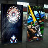 Light Frame LED Fabric Decorative Light Box