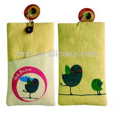 Fabric Latest Style Soft Phone Holder
