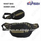 Simple Design Sport Waist Pouch , Unisex Waist Bag