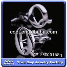 High Quality Accessory Stainless steel Cufflinks jewelry cufflink stocking