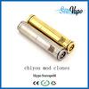 Seavapo Best seller Brass nemesis mod clone mechanical nemesis mod large vapor ecigarette