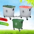 1100L grande lixo plástico de lixo bin ( LBL-1100 )