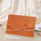 Bride and bridegroom design tamil wedding invitation card