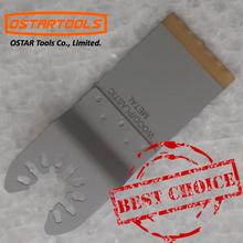 34mm Titanium Bi-Metal Oscillating Multi Tool Blade, Universal Quick Release Fit