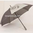 Advertising golf umbrella
