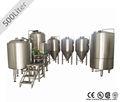 Machine de fabrication de bière en cannettes/usine de fabrication de bière