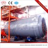 Professional continuous indirect heated aggregate gypsum rotary dryer price