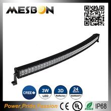 "China manufacturer 288W LED light bar affordable price for latest curved led light bar 10"" 20"" 30"" 40"" 50"""