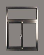 Designed aluminum frameless sliding glass window