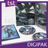 Multiple DVD Box Custom Printing & Package