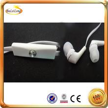 hot sale GENUINE for APPLE IPHONE 5 5S 5C for 4 4S iPAD HANDSFREE EARPHONES HEADPHONES REMOTE MIC/ MP3