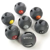 double grip double handle medicine ball with handles