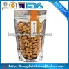 OEM and ODM plastic dry fruit packaging bags pouches
